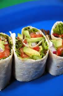 Sandwich & Wrap Recipes Vegetarian