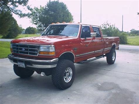 1997 Ford f350 powerstroke diesel for sale