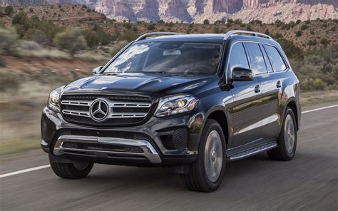 Mercedes Gls Class Hd Picture by 2017 Mercedes Gls Class Us Wallpapers And Hd