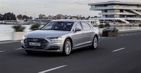 2019 Audi A8 Won't Get Traffic Jam Pilot In The United