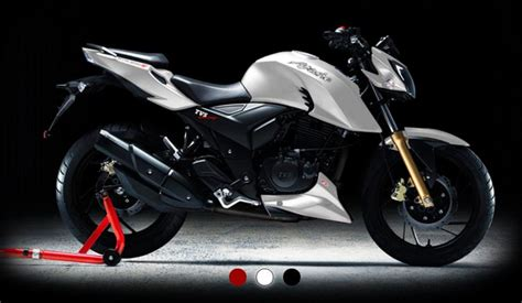 Tvs Apache Rtr 200 4v Launched In India; Price, Features