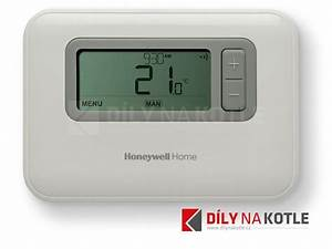 Honeywell Weekly Wire Thermostat T3
