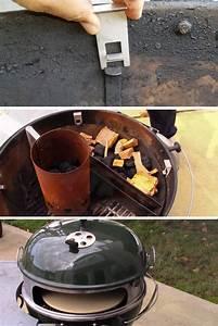 Four A Pizza Weber : 8 ways to make pizza on a weber charcoal grill ~ Nature-et-papiers.com Idées de Décoration