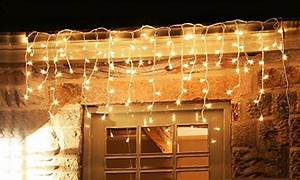 Lichterkette Eisregen Außen 10m : lichterkette eiszapfen test gartenbau f r jederman ganz einfach februar 2019 ~ Buech-reservation.com Haus und Dekorationen