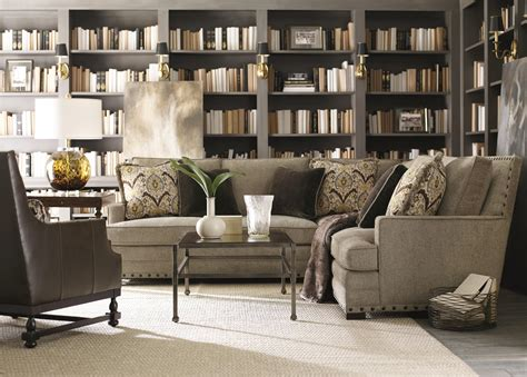 bernhardt cantor sectional sofa reeds furniture sofa