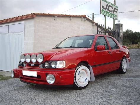 ford sierra cosworth cars coches autos ford