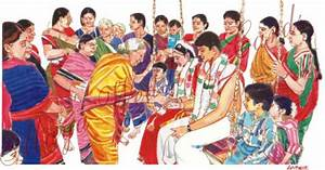 Indian Beliefs: Indian Marriages.