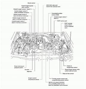 2003 Nissan Xterra Engine Diagram