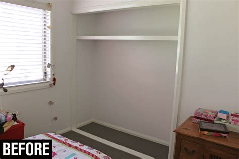 diy built in wardrobe australian handyman magazine