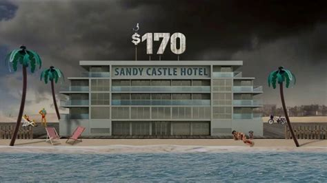 Hotwire TV Commercial, 'The Hotwire Effect: Beach' - iSpot.tv