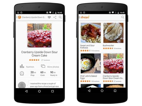 application android cuisine five best apps for the chef in you ougur