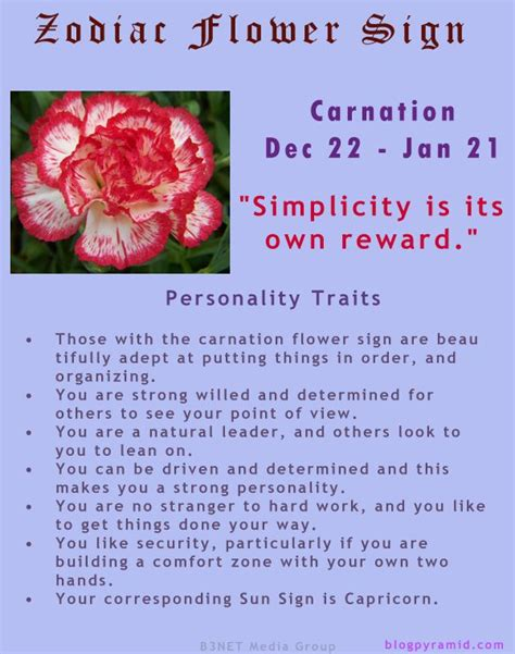 Carnation December 22  January 21  Esoteric Mysteries. Original Signs Of Stroke. Playdough Mat Signs. Persistent Signs. Bike Route Signs Of Stroke. Baby Recovery Signs. Laryngeal Cancer Signs. Escalator Signs. Bee Signs