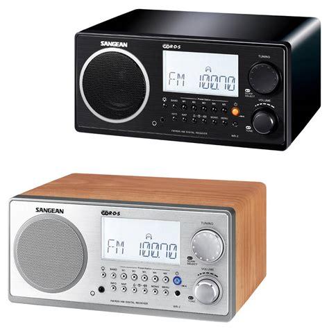 radio mit fernbedienung sangean wr 2 tischradio mit fernbedienung
