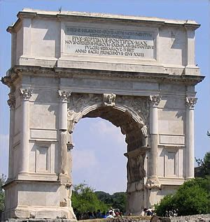 cuisine de la rome antique le billet d l arc de titus à rome m batim