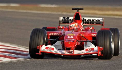 First formula one engine to reach 20,000 rpm on track was cosworth ca in 2006. Five of the Best F1 Cars of All Time - Ferrari F2004, 2004