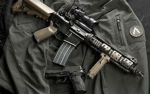 Colt AR-15 Full HD Wallpaper and Background Image ...