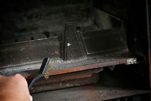 Nettoyer Fonte Rouillée : repeindre un poele en fonte energies naturels ~ Farleysfitness.com Idées de Décoration