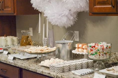 All White Christmas Party Ideas And Decorations- Fantabulosity