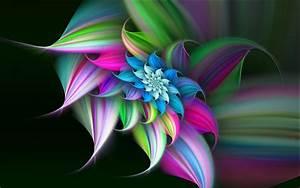 11 Summer Flower 3d Art Desktop Background In High Quality ...