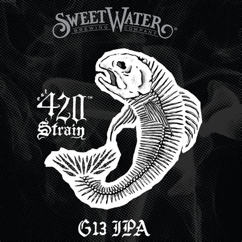 SweetWater's new 420 Strain G13 IPA mimics the smell of pot