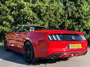 Used 2018 FORD MUSTANG 5.0 V8 GT 2dr Auto - Custom Pack, Very Low Miles, One Owner, Stunning car ...