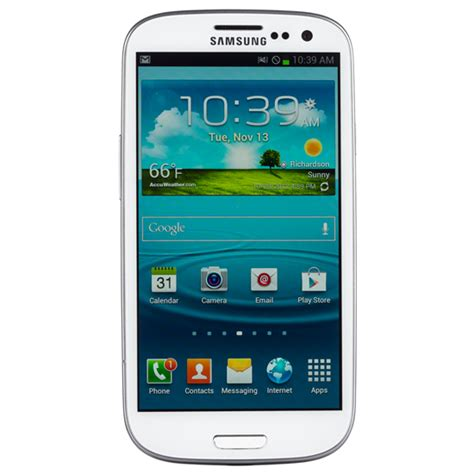 metro pcs phones on in samsung galaxy s3 r530m nfc dlna android 4g lte white