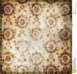 Alte Tapeten Ablösen : alte tapete stock abbildung illustration von blume ~ Watch28wear.com Haus und Dekorationen