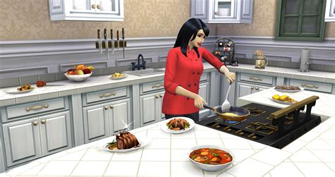 the sims 4 culinary career guide simsvip
