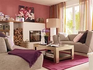 Gemütliche Wohnzimmer Farben : wohnzimmer einrichtung gem tlich ~ Markanthonyermac.com Haus und Dekorationen