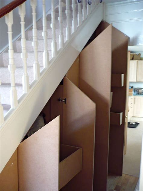 Stairs Cupboard by Cupboard The Stairs Arrangement Homesfeed