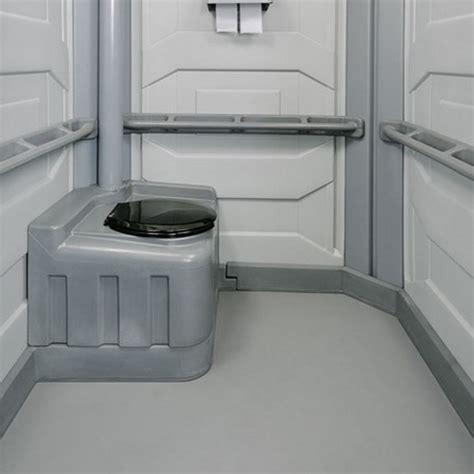 handicap accessible bathroom trailer rental moon