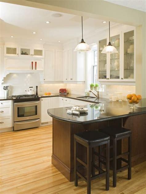 peninsula kitchen designs peninsula with bar overhang design ideas remodel 1458