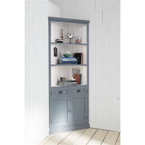 meuble d angle chambre meuble d 39 angle en bois blanc l 84 cm home home