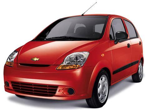 Autos  Chevrolet  Información Matiz