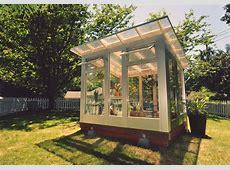 Backyard Greenhouse Kits Studio Shed