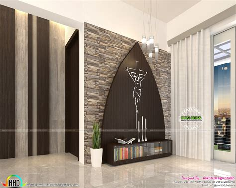 Interior Design Ideas For A S Room by Flat Interior Designs In Kerala Kerala Home Design And