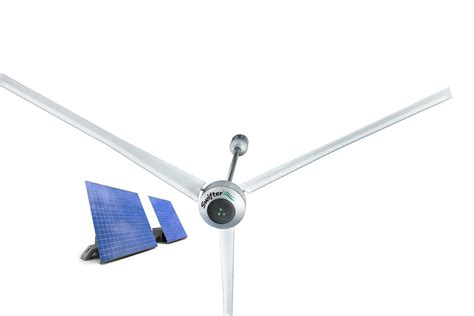 ceiling fans run by battery glocon inc introduces new hybrid solar powered hvls