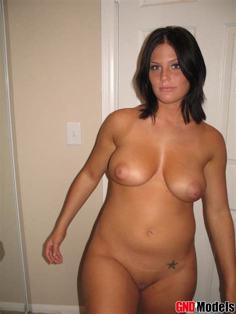 Curvy Girl Next Door Whitney Shows Off Her Big Tits And