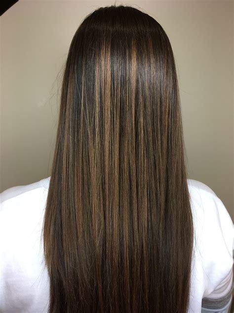Brown Hair Highlight Ideas