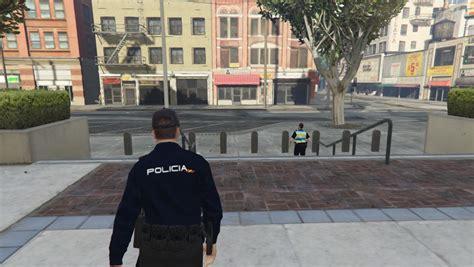 uniforme uip policia nacional gta5 mods com
