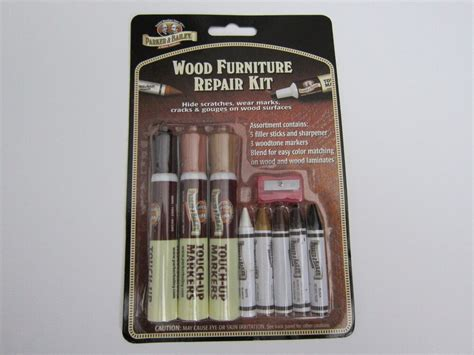 parker bailey wood furniture repair kit  pcs  ebay