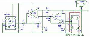 Circuit Diagram Of Pressure Sensor
