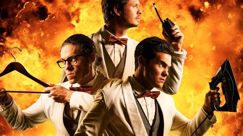 Game Over, Man! (2018) Vod Reviews