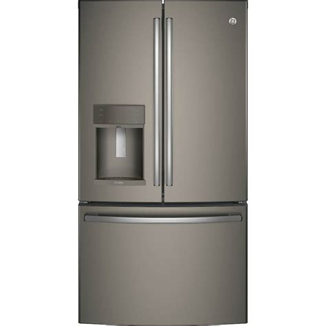 ge profile door refrigerator ge profile series 22 2 cu ft door counter depth