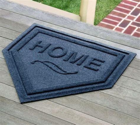 Home Plate Doormat by Waterhog Home Plate Mat Entry Door Mat 187 Review