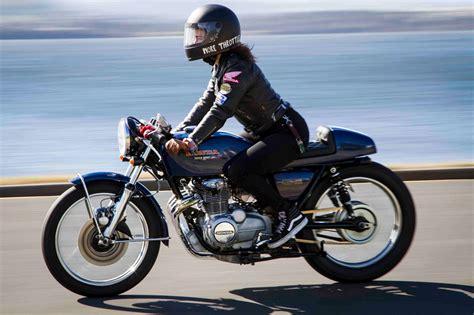 abdilla s honda cb400f restomod billie bikebound