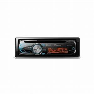 Pioneer Mp3 Player : deh 6400bt car stereo system cd mp3 player with built in ~ Kayakingforconservation.com Haus und Dekorationen