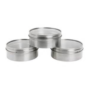 grundtal container ikea - Tin Kitchen Canisters