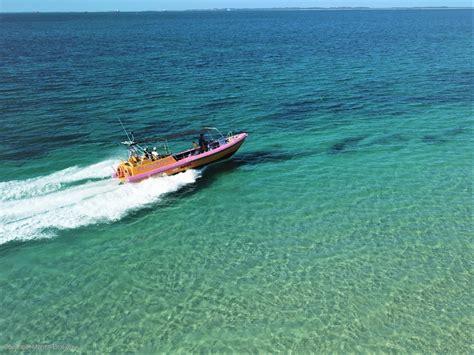 Jet Boat Australia by Westboats 10m Aluminium Jet Boat Commercial Vessel