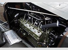 Classic Ride 1932 Packard Twin Six 906 Convertible Sedan